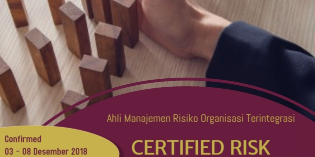 Certified Risk Management Professional (CRMP) – Almost Running