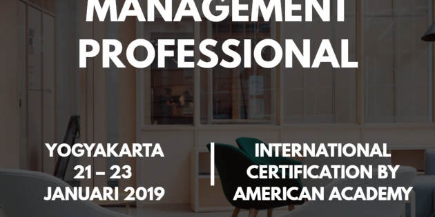 Certified Asset Management Professional *International Certification by American Academy*