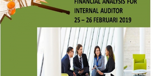 FINANCIAL ANALYSIS FOR INTERNAL AUDITOR – Pasti Jalan