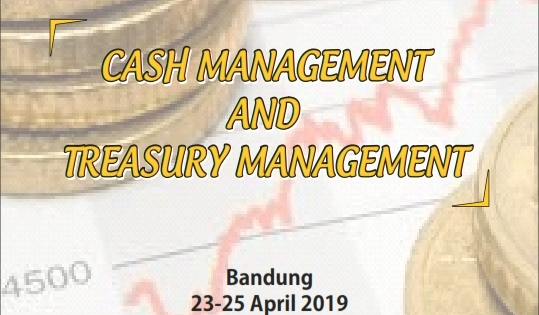 CASH MANAGEMENT AND TREASURY MANAGEMENT – Almost Running