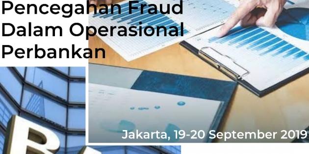 Fraud Dalam Operasional Perbankan