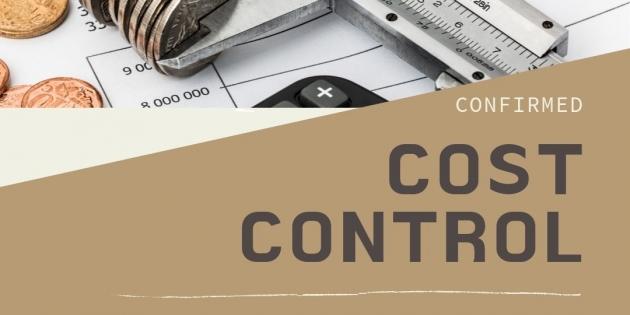 COST CONTROL – Pasti Jalan