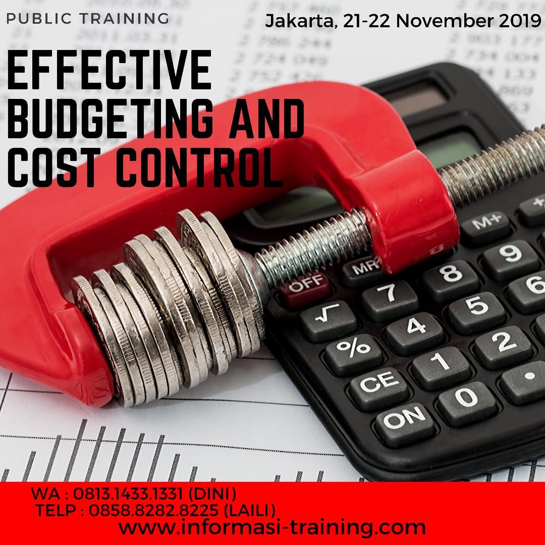 Training Budgeting